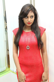 Actress Nandita Latest  Pictures in Short Dress at Micromini Smartphone Launch  31.jpg