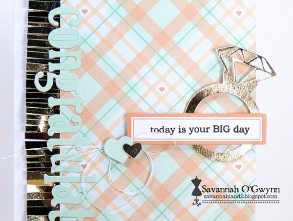 Savannah O'Gwynn Chickaniddy June Card Sketch close-up