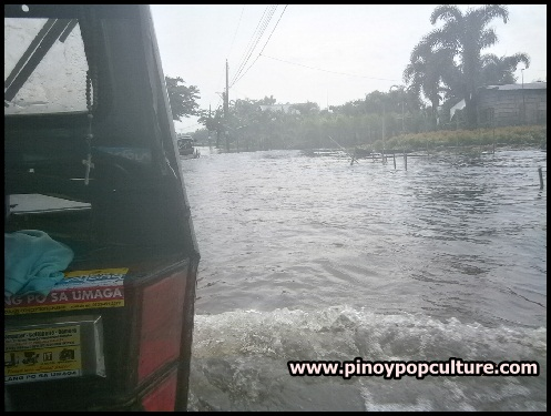 floods, monsoon rain, Bulacan