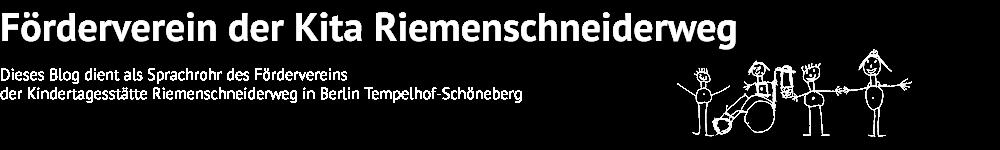 Förderverein der Kita Riemenschneiderweg