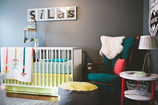 Dancing Commas | Silas' Nursery