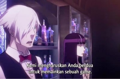 Download Death Parade 03 Subtitle Indonesia