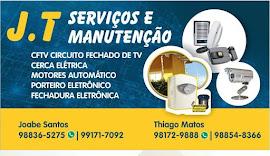 J.T SERVIÇOS E MANUTENÇÃO