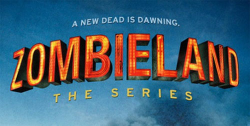 zombieland serie rotulo