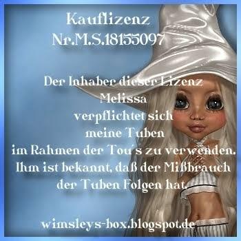☆ Kauflizenz v. Wimsley ☆