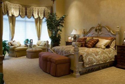 Dise os de habitaciones de lujo decorar tu habitaci n for Diseno de habitacion principal pequena