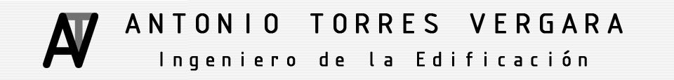 Antonio Torres Vergara - Ingeniero de Edificación