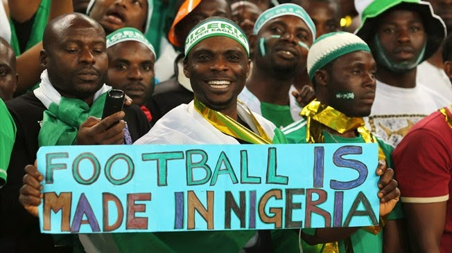 Image result for Nigerian football fans to get money, community devt as reward for passion