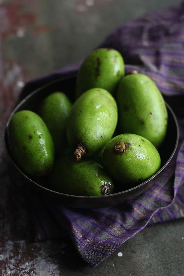 Amtekai - Hog Plum Gojju 2 | Indian Recipes