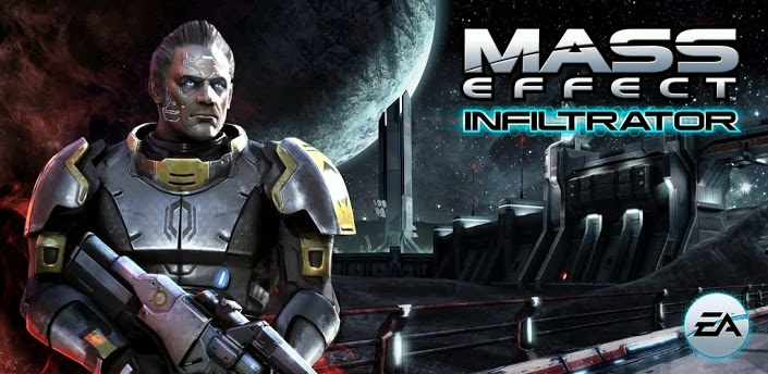 MASS EFFECT INFILTRATOR Apk v1.0.39 + Data Full [All Devices / Torrent]