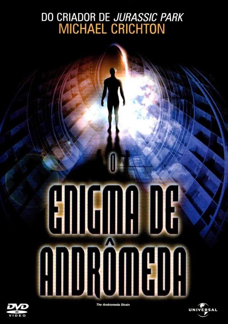 O Enigma de Andrômeda – Dublado (1971)