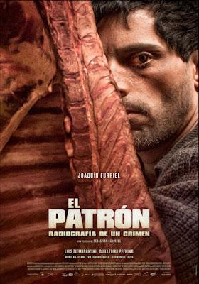 El Patrón, Radiografía de un Crimen [2014] [NTSC/DVDR] Español Latino