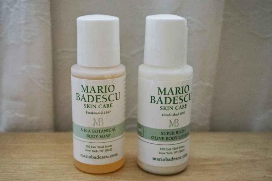 Mario Badescu, A.H.A Botanical Soap, Super Rich Olive Body Lotion