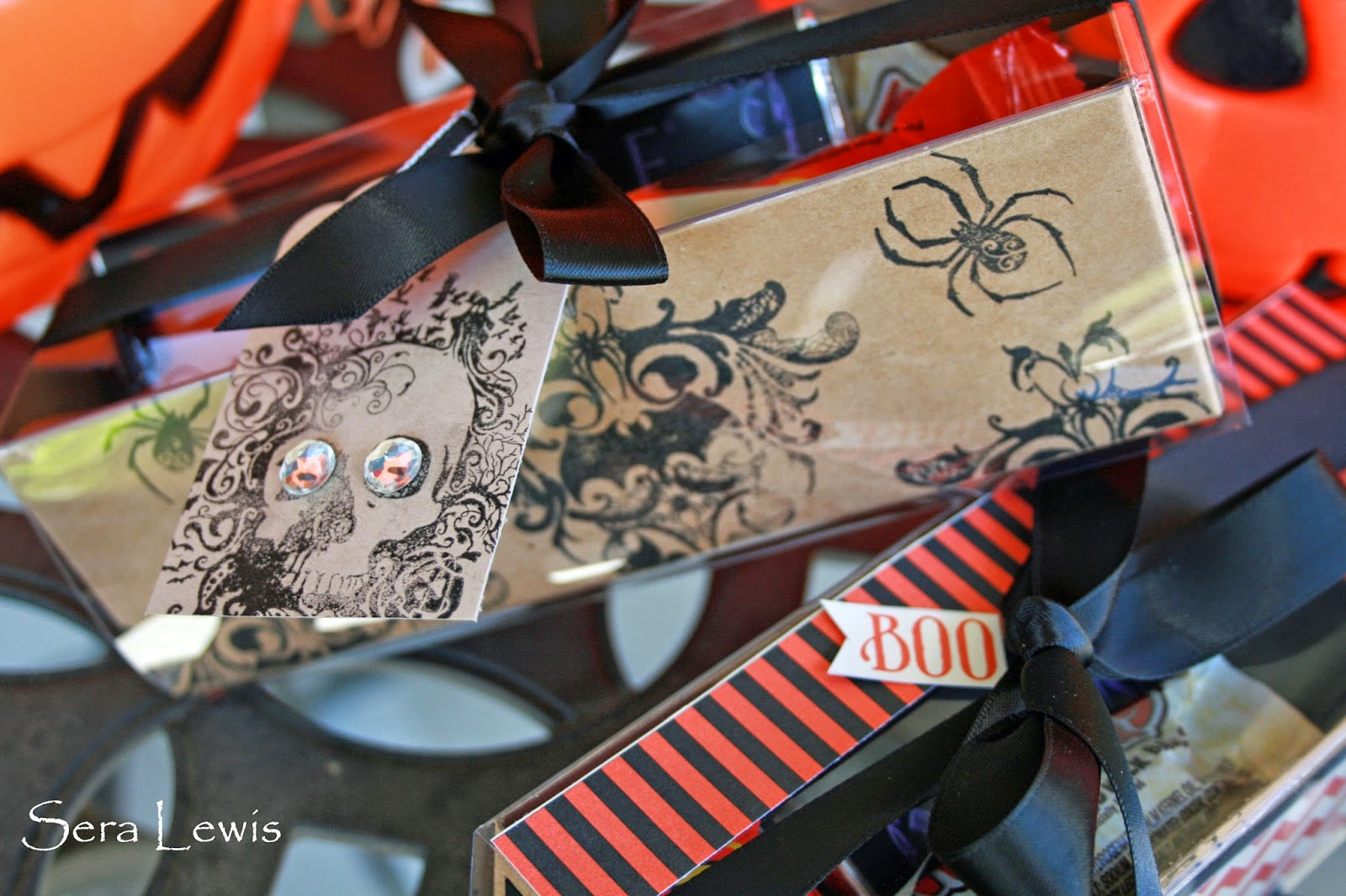 Halloween gifts using From the Crypt