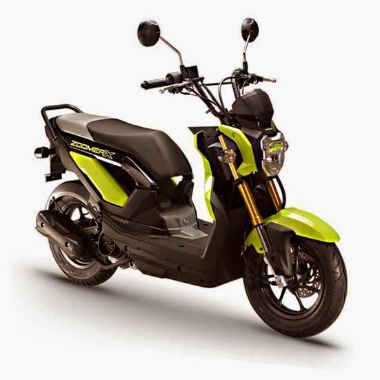 Honda Zoomer X
