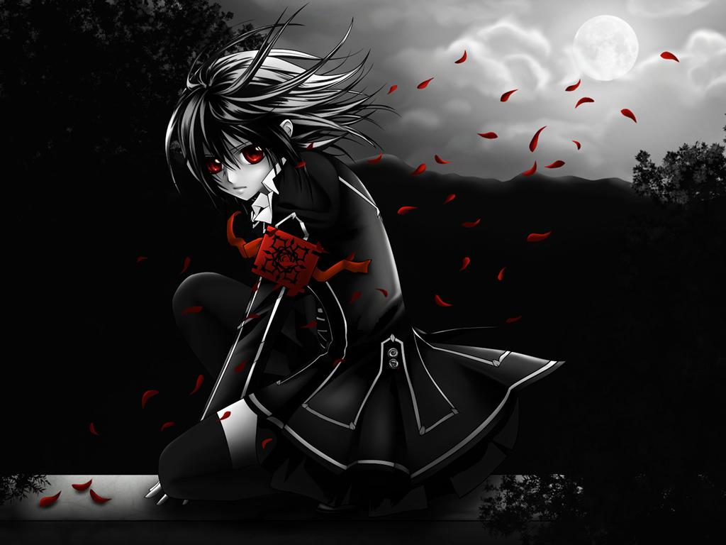 Chica vampiro anime - Imagenes y Carteles