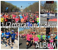 Medio Maratón de Aranjuez: Fotos, Video y Resultados