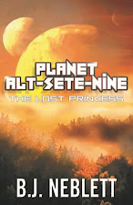 Planet Alt-Sete-Nine by BJ Neblett