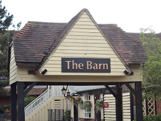 The Barn Beefeater - Milton Keynes