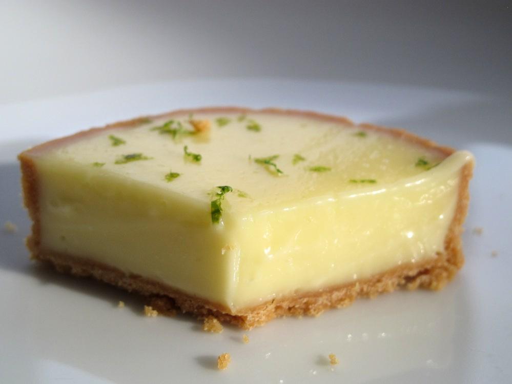 Jacques Génin Pâtisserie , Tarte au citron