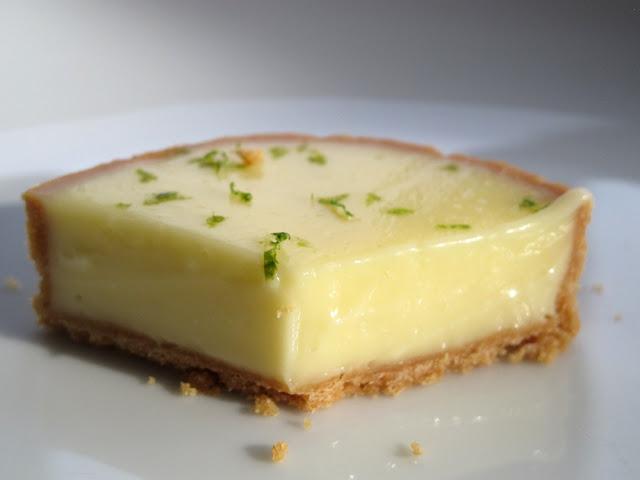 Jacques Génin Pâtisserie - Tarte au citron