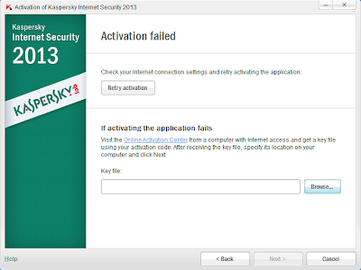 Kaspersky Internet Security 2013 Setup with licnese 2