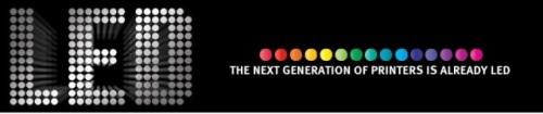 LED, la próxima generación de impresoras.