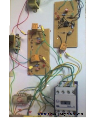 Three Phase Appliance Protector