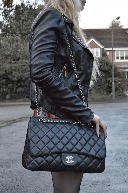 Sammi Jackson - Vintage Chanel Bag