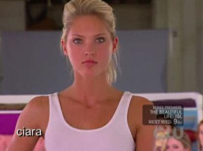 Ciara hanna in america s next top model