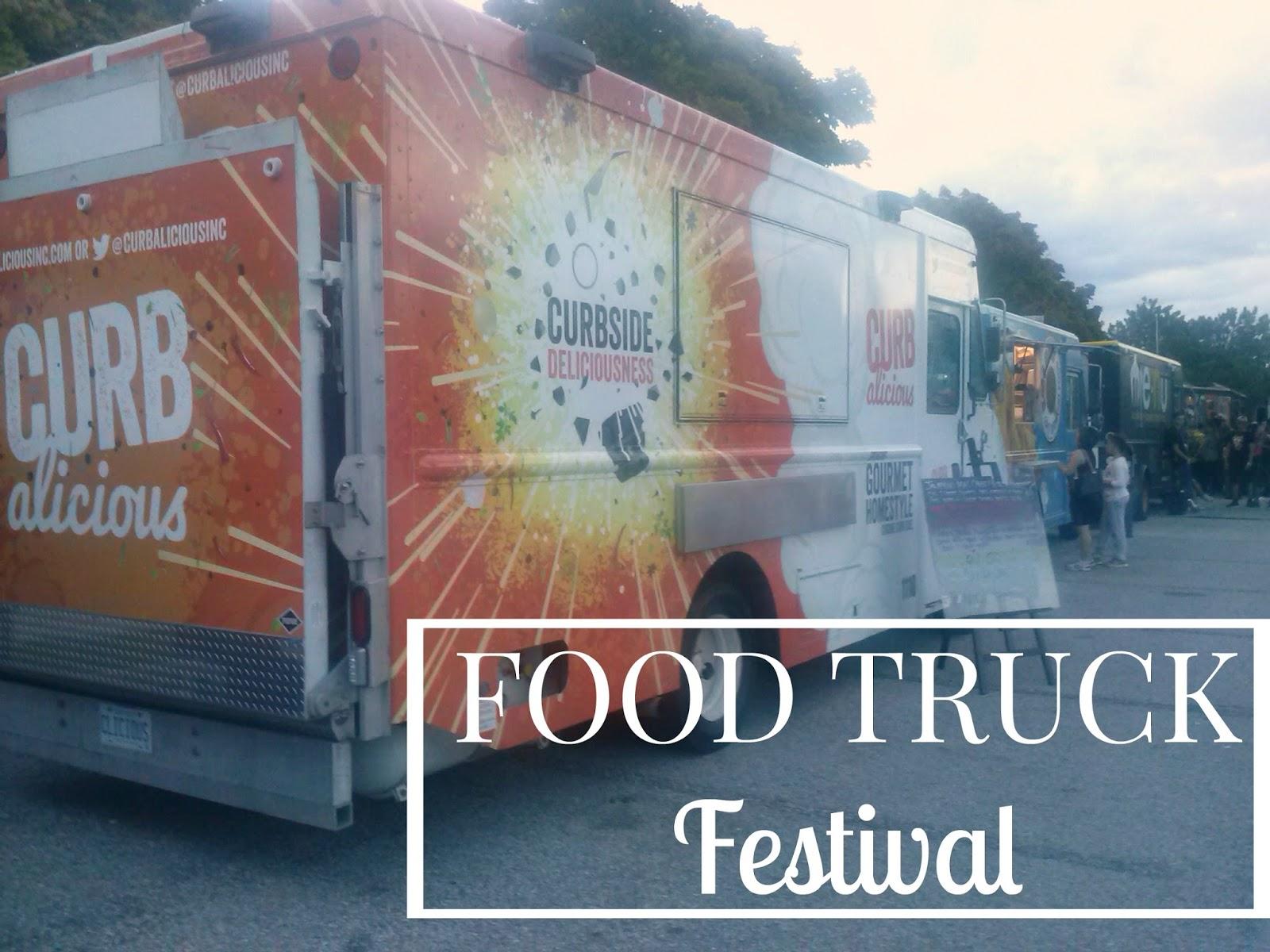 Toronto's Food Truck Festival 2014