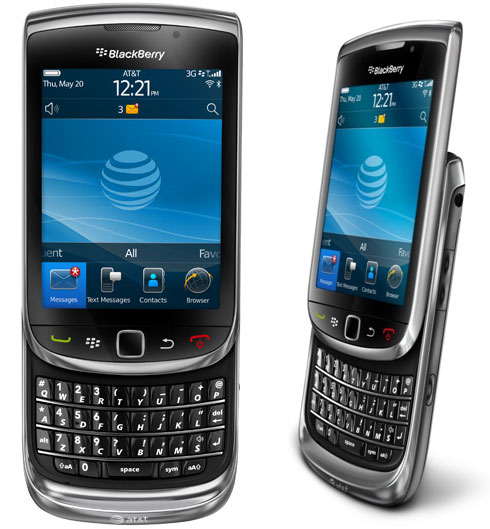 Blackberry Torch 9800 Price And Specifications