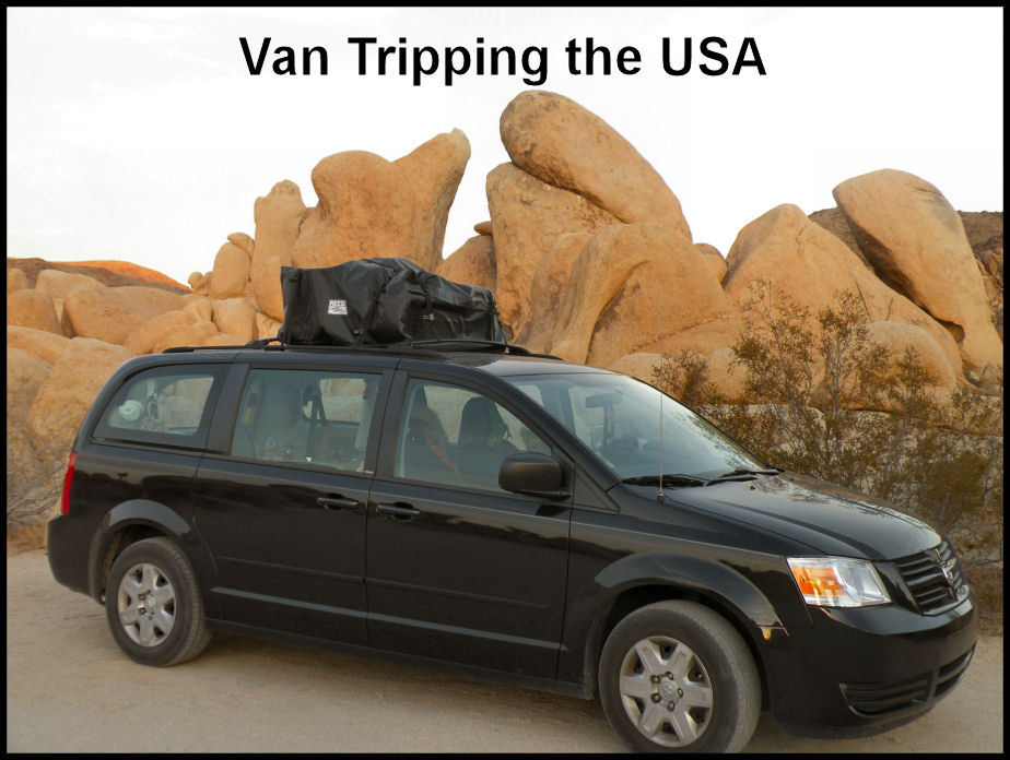 Van Tripping the USA