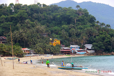 Puerto Galera Buri Resort & Spa Mango Tours Philippines sights