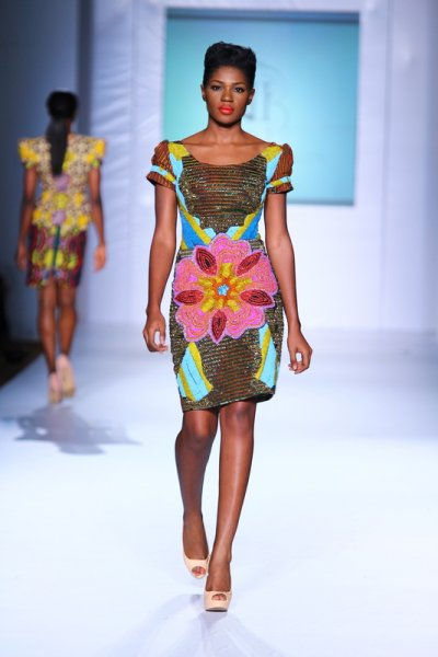 beautiful ankara-dress-kitenge-pagne-africain-nigerian fashion