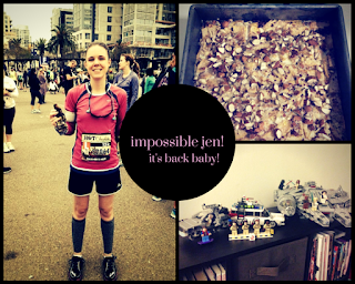 hot chocolate run 5k 15k  apple quinoa legos star wars nerd