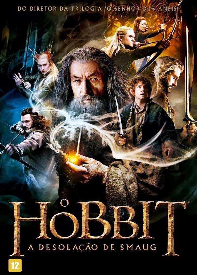 O Hobbit: A Desolação de Smaug – Dublado (2013)