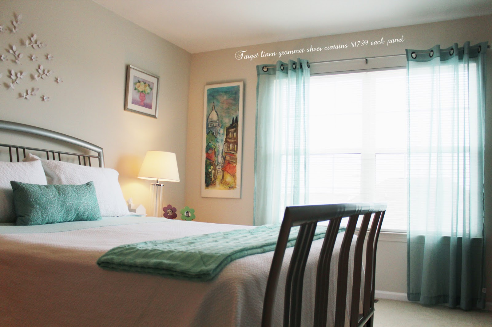 Wee Design Group Master Bedroom Makeover On A Budget