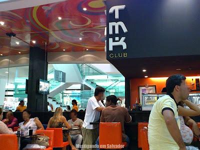 TMK Club: Fachada