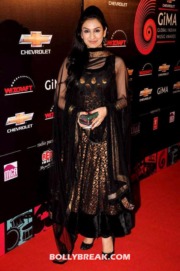 , Global Indian Music Awards 2012 Red Carpet Pics