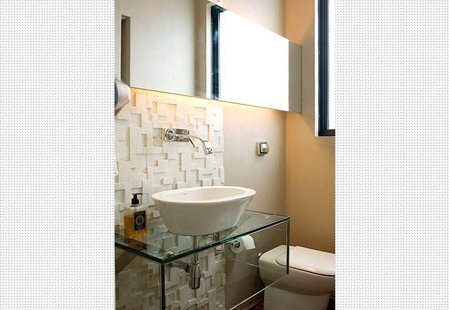 decoracao em lavabos:MIL IDEIAS de imagem e estilo por Fe Cardoso: Decoração em Lavabos