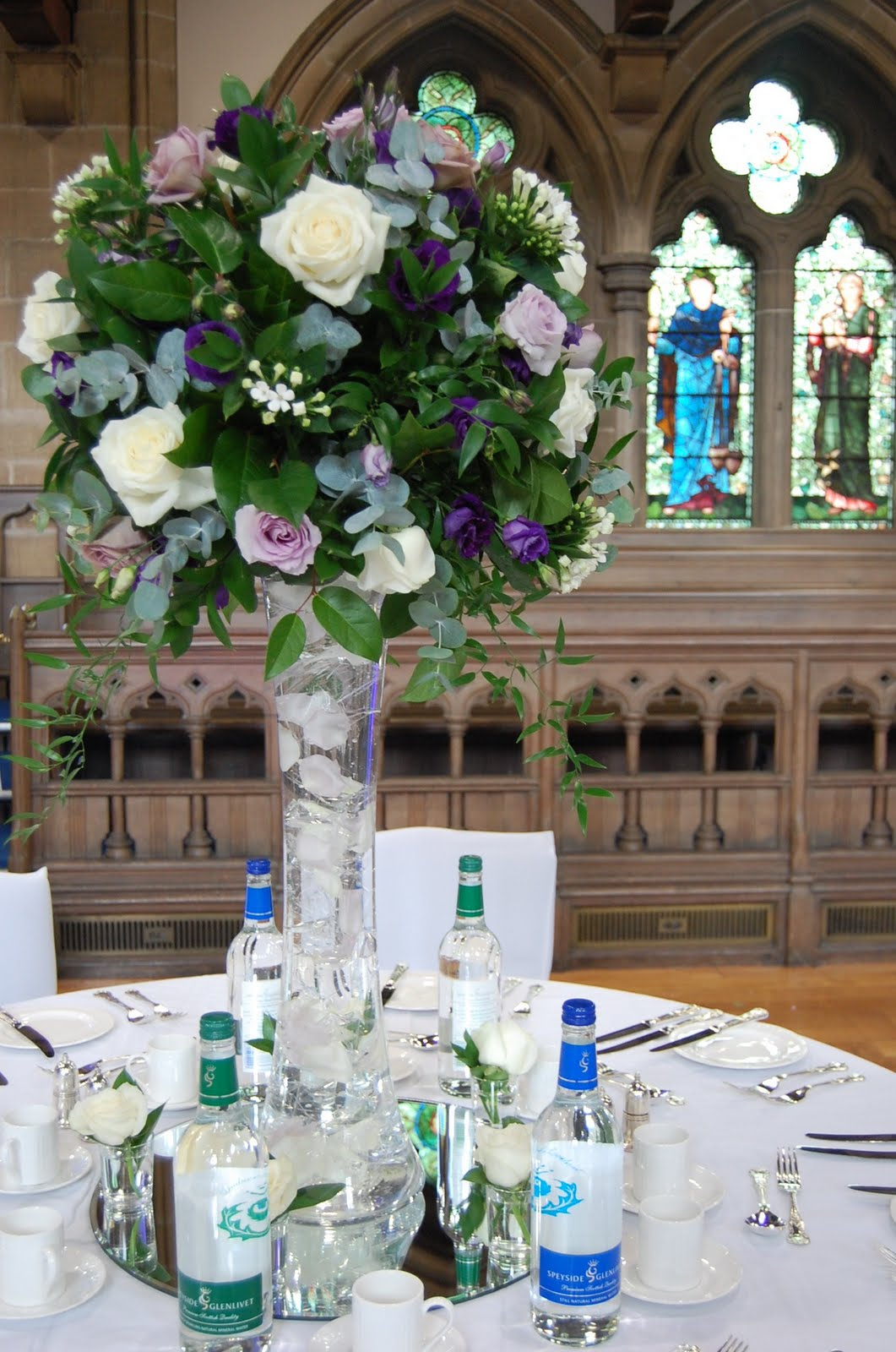Mood Flowers Glasgow Wedding : Mood flowers university of glasgow chapel