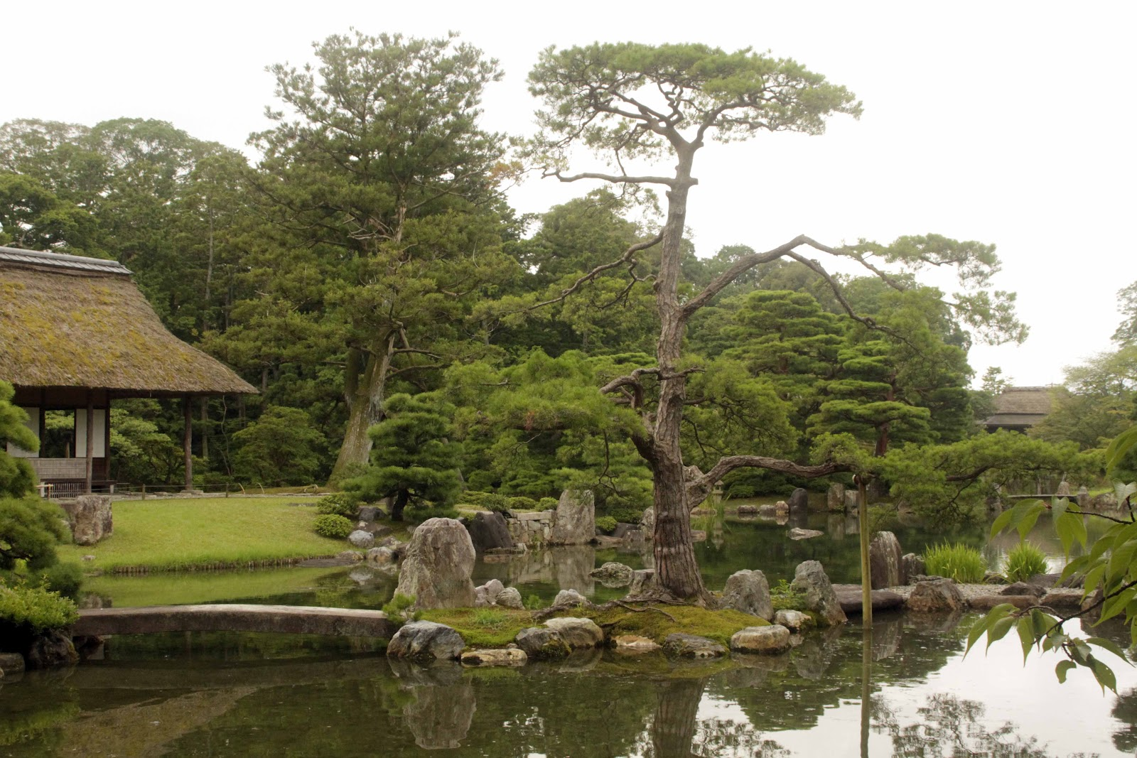 riceandpotato: 25.07.2012 _ KATSURA/KYOTO _ Katsura Imperial villa
