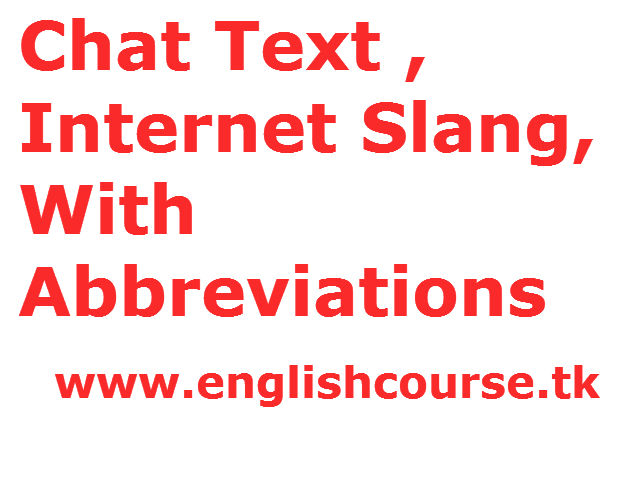 lingo chatrooms Do you want to communicate faster are you not sure what brb, wtg, lol, and other bingo lingo means bingo chat - here are some well.