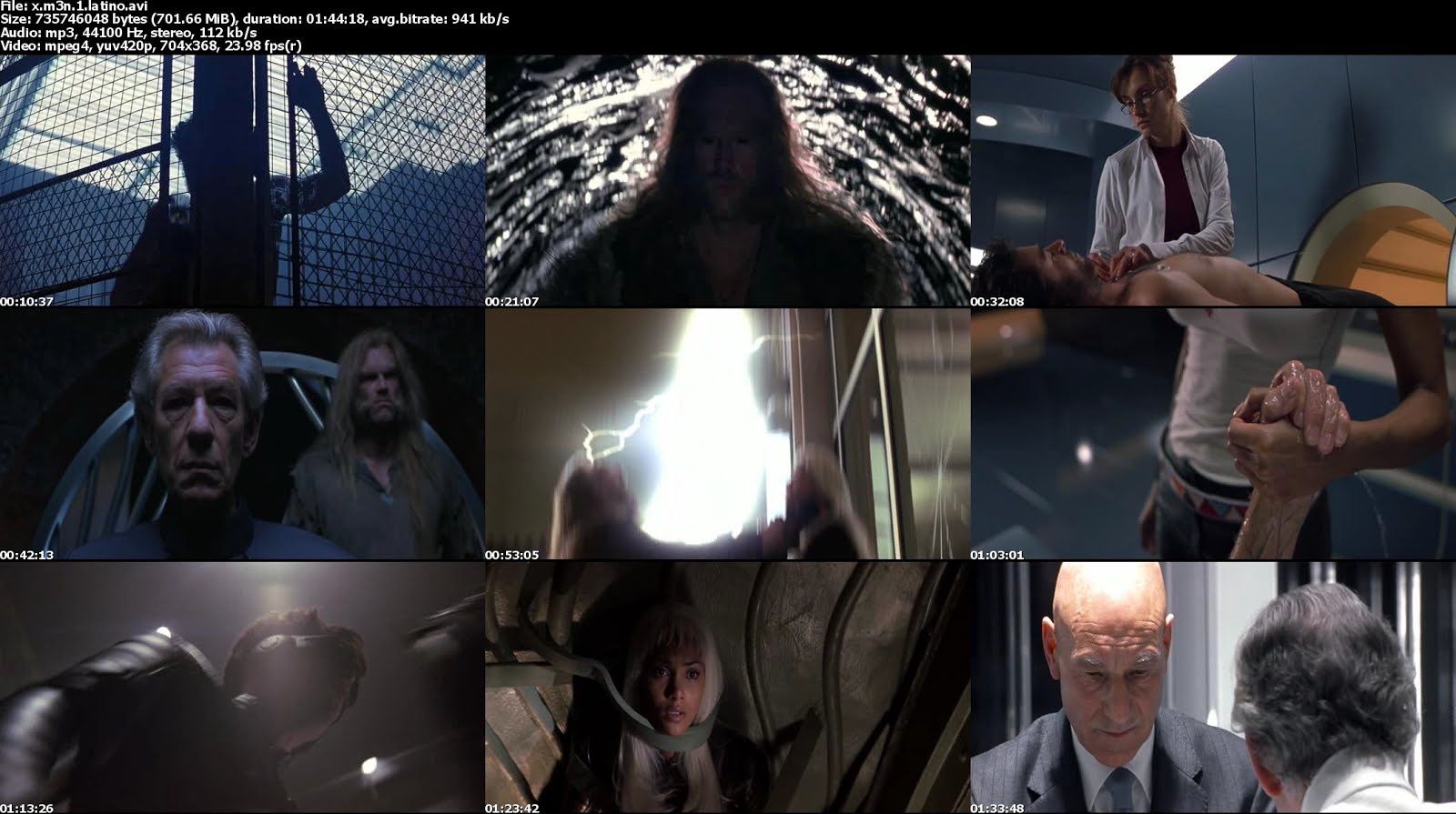 X-Men [DvdRip] [Latino] [LB-DF]
