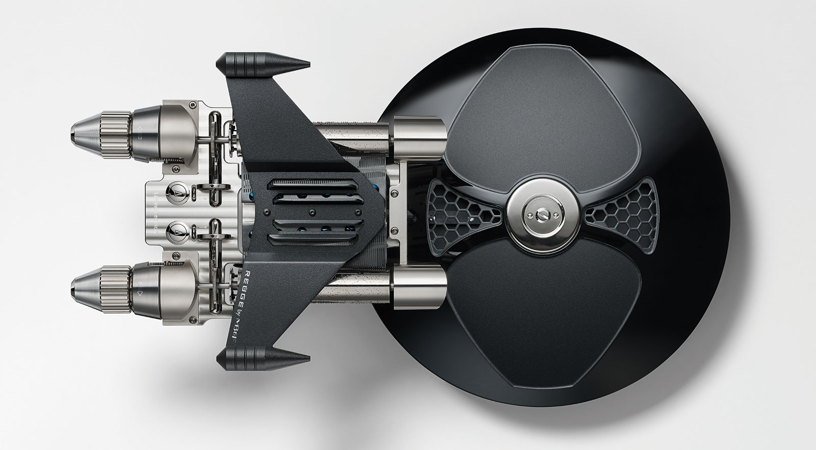 Watches By SJX: Introducing The MB&F MusicMachine 2