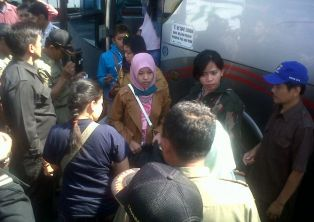 Pemkot Bandung Pulangkan Pendatang yang Nganggur