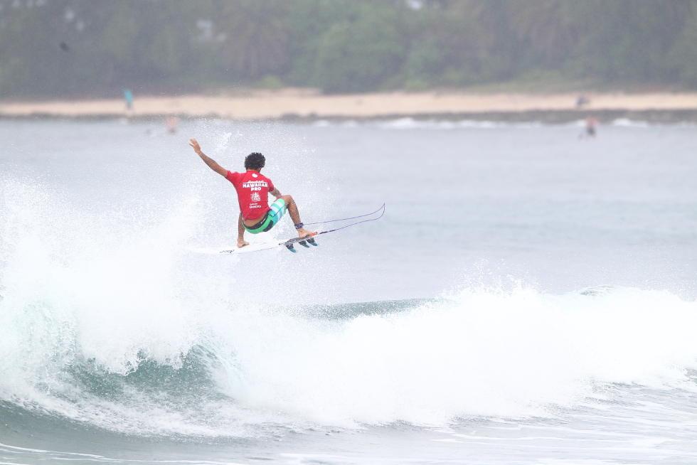 11 Hawaiian Pro 2015 Hawaiian Pro Triple Corona Fotos WSL tony heff