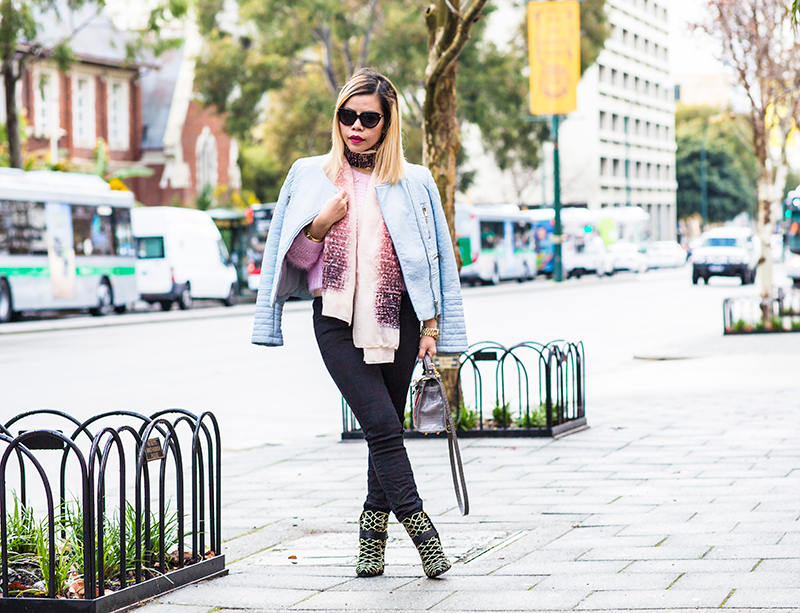 Crystal Phuong- Fashion Blogger- Travel- Perth streets in the morning