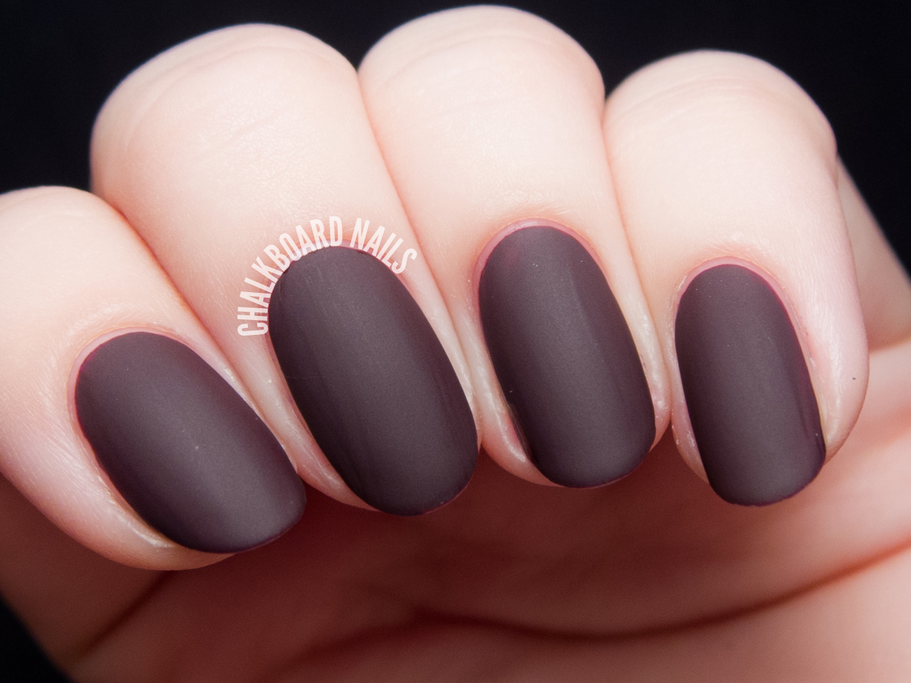Cirque Colors La Vie Boheme (with matte topcoat) via @chalkboardnails